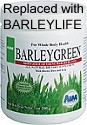 Barleygreen - AIM BARLEYGREEN - AIM Barleygreen has been discontinued. See AIM BarleyLife. We now highly recommend the dramatically better and more affordable BarleyLife.