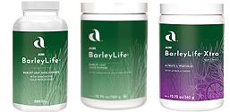 BarleyLife - Substantially Higher Quality and Lower Cost Barley Juice Powder. Also available in veggie capsules and improved tasting BarleyLife Xtra. If you only take one supplement, take BarleyLife.