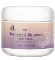 Renewed Balance -  Body Cream - contains progesterone - Awesome Product !!